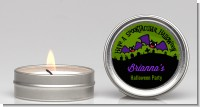 Spooky Bats - Halloween Candle Favors