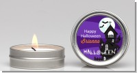 Spooky Haunted House - Halloween Candle Favors