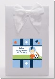 Sports Baby Caucasian - Baby Shower Goodie Bags