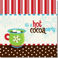 Hot Cocoa Christmas Theme