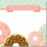 Donut Party Birthday Party Theme