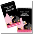 A Star Is Born Hollywood Black|Pink - Baby Shower Scratch Off Game Tickets thumbnail