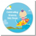 Surf Girl - Personalized Baby Shower Table Confetti thumbnail