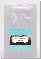 Teal - Graduation Party Goodie Bags
