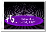 Trampoline - Birthday Party Thank You Cards