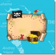 Pirate Treasure Map Birthday Party Theme thumbnail