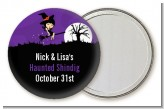 Trendy Witch - Personalized Halloween Pocket Mirror Favors