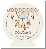 Dream Catcher - Personalized Birthday Party Centerpiece Stand