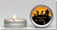 Trick or Treat - Halloween Candle Favors