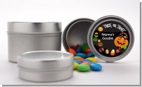 Trick or Treat Candy - Custom Halloween Favor Tins