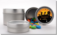 Trick or Treat - Custom Halloween Favor Tins