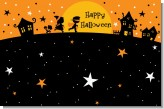 Trick or Treat - Personalized Halloween Placemats