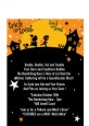 Trick or Treat - Halloween Petite Invitations thumbnail