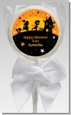 Trick or Treat - Personalized Halloween Lollipop Favors
