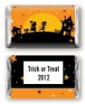 Trick or Treat - Personalized Halloween Mini Candy Bar Wrappers thumbnail