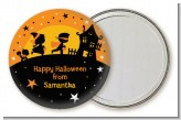 Trick or Treat - Personalized Halloween Pocket Mirror Favors