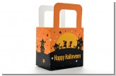 Trick or Treat - Personalized Halloween Favor Boxes
