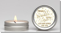 Twinkle Little Star - Baby Shower Candle Favors