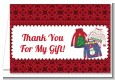Ugly Sweater - Christmas Thank You Cards thumbnail