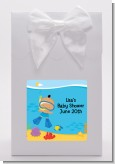 Under the Sea Hispanic Baby Boy Snorkeling - Baby Shower Goodie Bags
