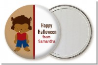 Werewolf - Personalized Halloween Pocket Mirror Favors