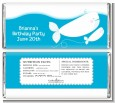 Whale Of A Good Time - Personalized Birthday Party Candy Bar Wrappers thumbnail