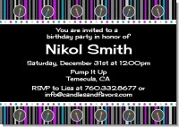 Birthday Wishes - Birthday Party Invitations