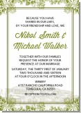 Winery - Bridal Shower Invitations