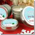 Winter Wonderland - Christmas Candle Favors thumbnail